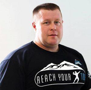 Arek KS Wiking - top sports nutrition