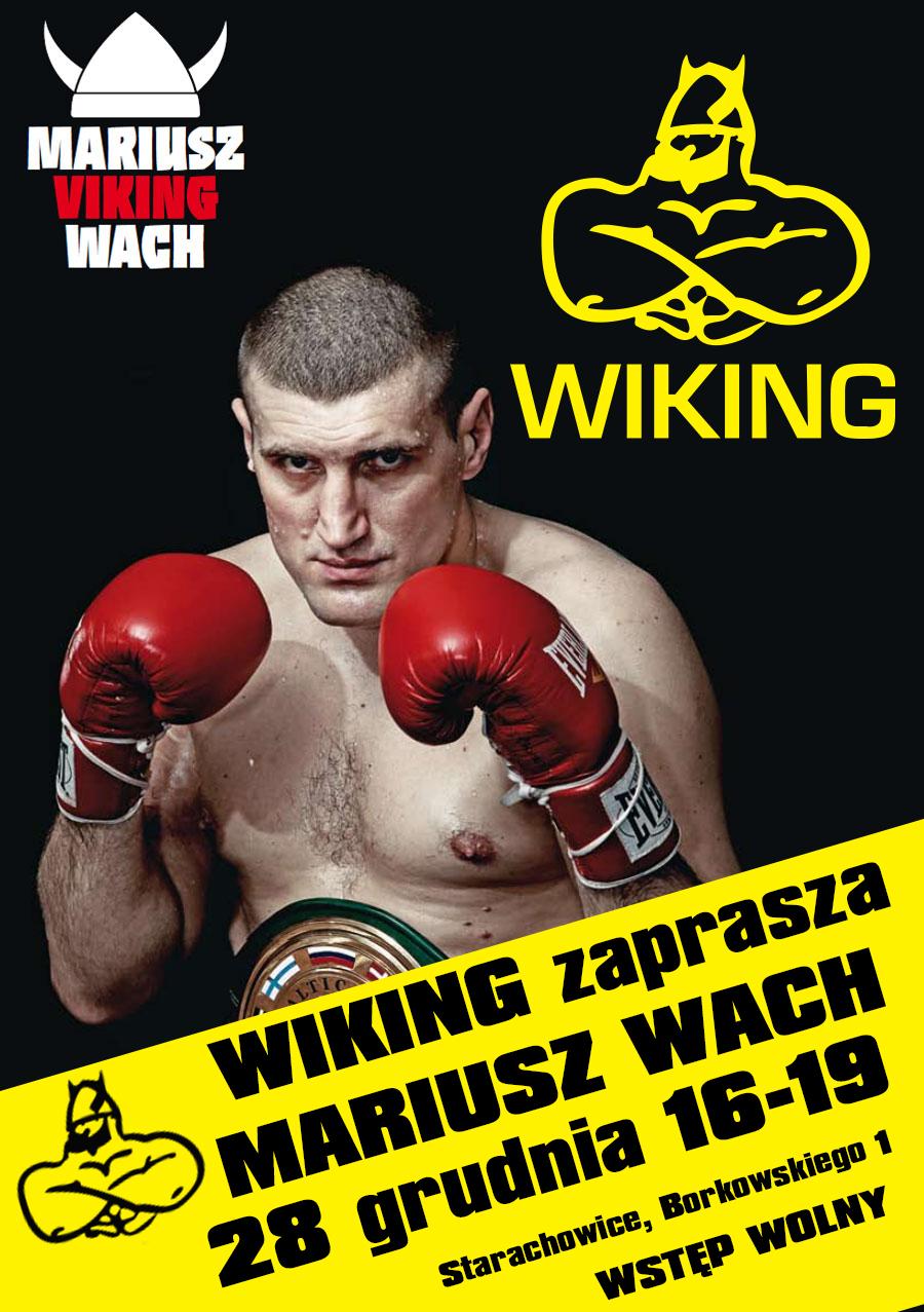 Mariusz Wach w KS Wiking