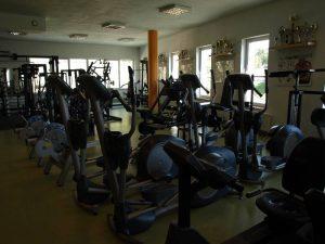 Klub Sportowy Sportow Silowych i Kulturystyki WIKING - hala 2