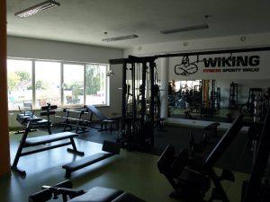 Klub Sportowy Sportow Silowych i Kulturystyki WIKING - hala 3