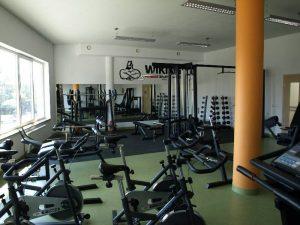 Klub Sportowy Sportow Silowych i Kulturystyki WIKING - hala 4