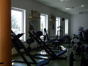 Klub Sportowy Sportow Silowych i Kulturystyki WIKING - hala 6