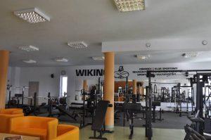 Klub Sportowy Sportow Silowych i Kulturystyki WIKING - hala 7