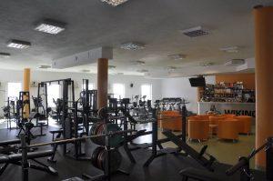 Klub Sportowy Sportow Silowych i Kulturystyki WIKING - hala 8