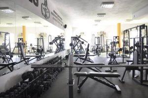Klub Sportowy Sportow Silowych i Kulturystyki WIKING - hala 9