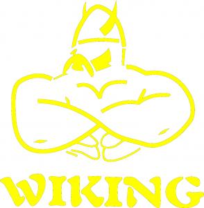 wiking logo yello Png