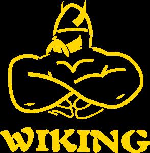 wiking logo_yellow