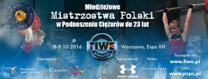 Młodzieżowe Mistrzostwa Polski w Podnoszeniu Ciężarów